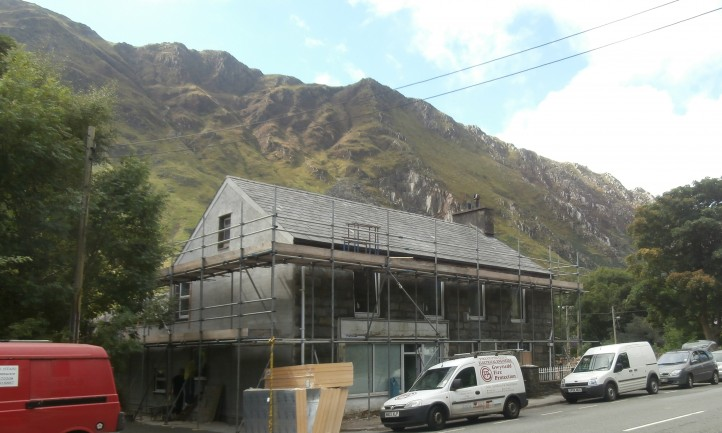 Snowdonia National Park - Building