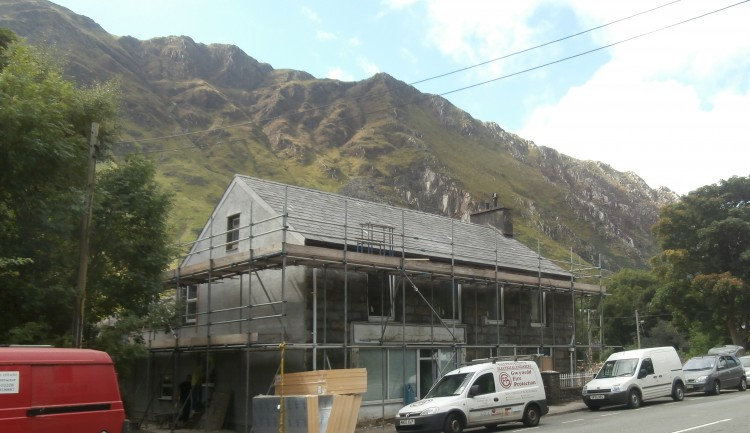 Snowdonia National Park - Building